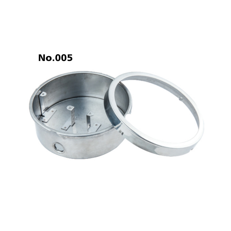 φ120*43 screw-in bottom entry