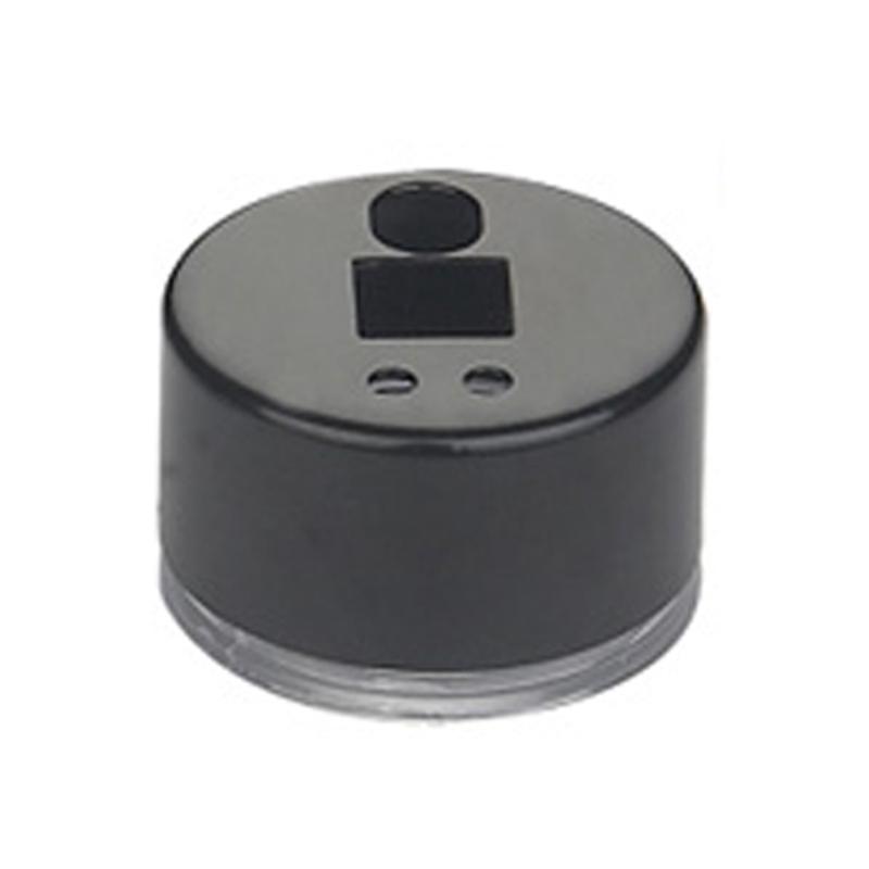 Y41 轴向夜光表防爆孔压入式配塑面