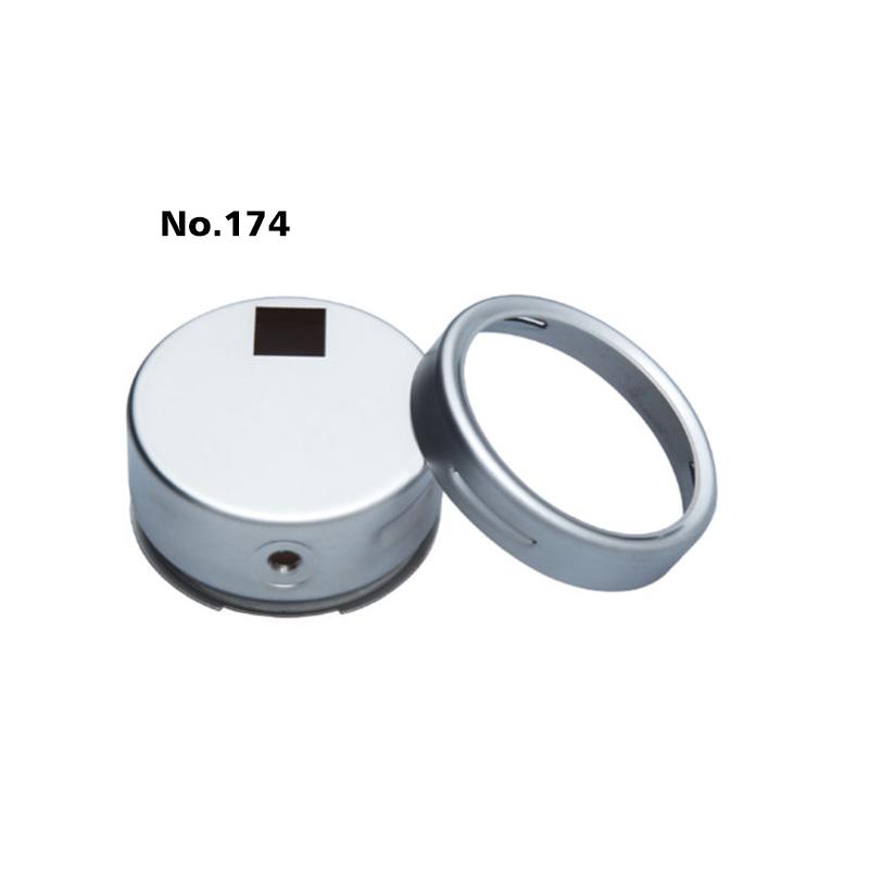 Y62*29 偏心方孔压力表壳
