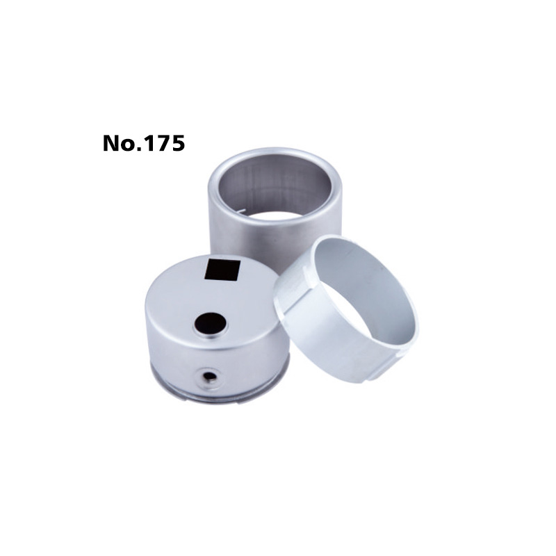 Y62*34 偏心方孔电接点压力表壳