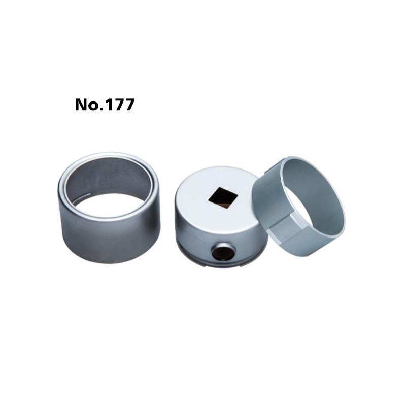 Y62*34 中心方孔电接点压力表壳