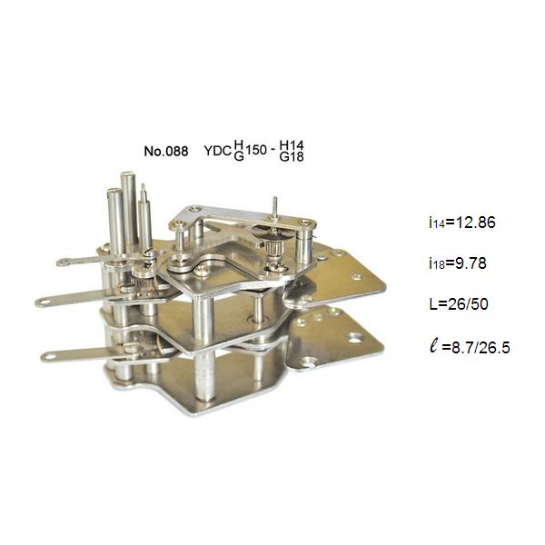 油田/电气用机芯